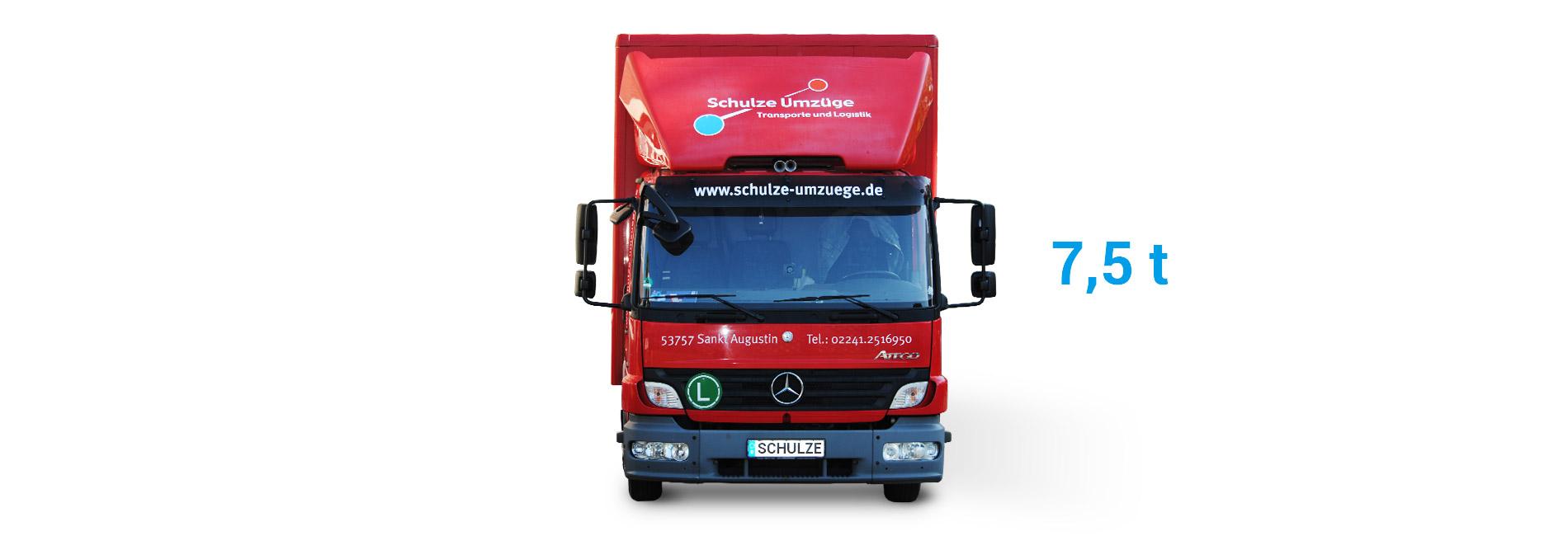 Umzugsunternehmen Sankt Augustin schulze transporte und logistik